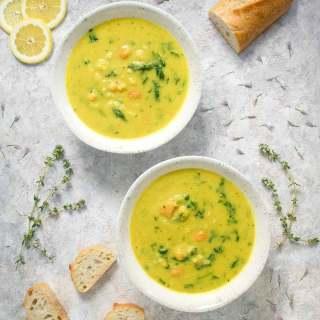 Sunshine Superfood Soup | Recipe at SoupAddict.com
