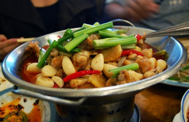 More NYC restaurant reviews – Sichuan food, Chinatown, etc.