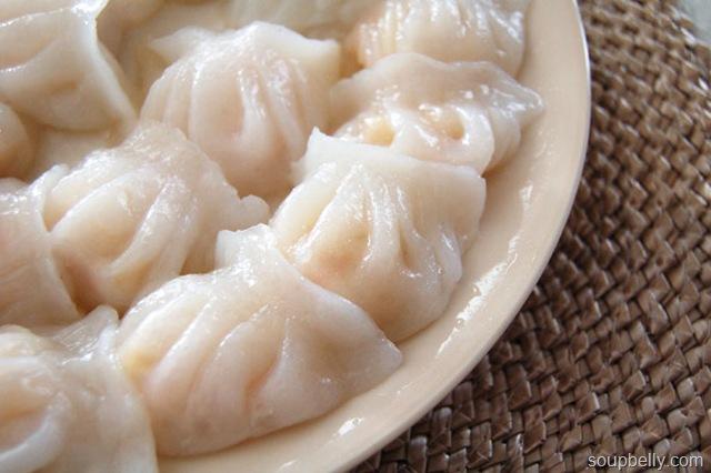 Shrimp Dumplings (Har Gow).