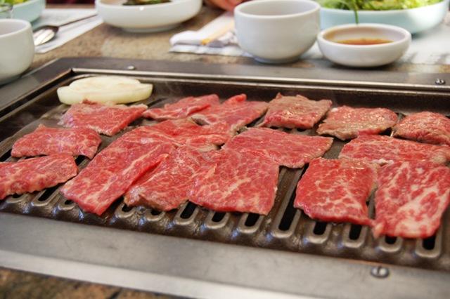 Los Angeles – Ice cream sandwiches and Korean BBQ