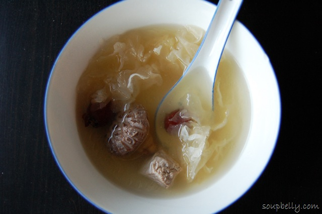 Chinese Snow Ear Soup
