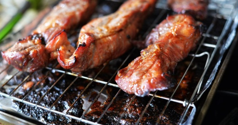 Char Siu (Chinese BBQ Roast Pork)
