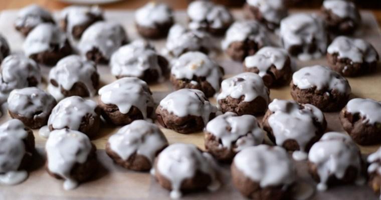 Italian Chocolate Christmas Cookies