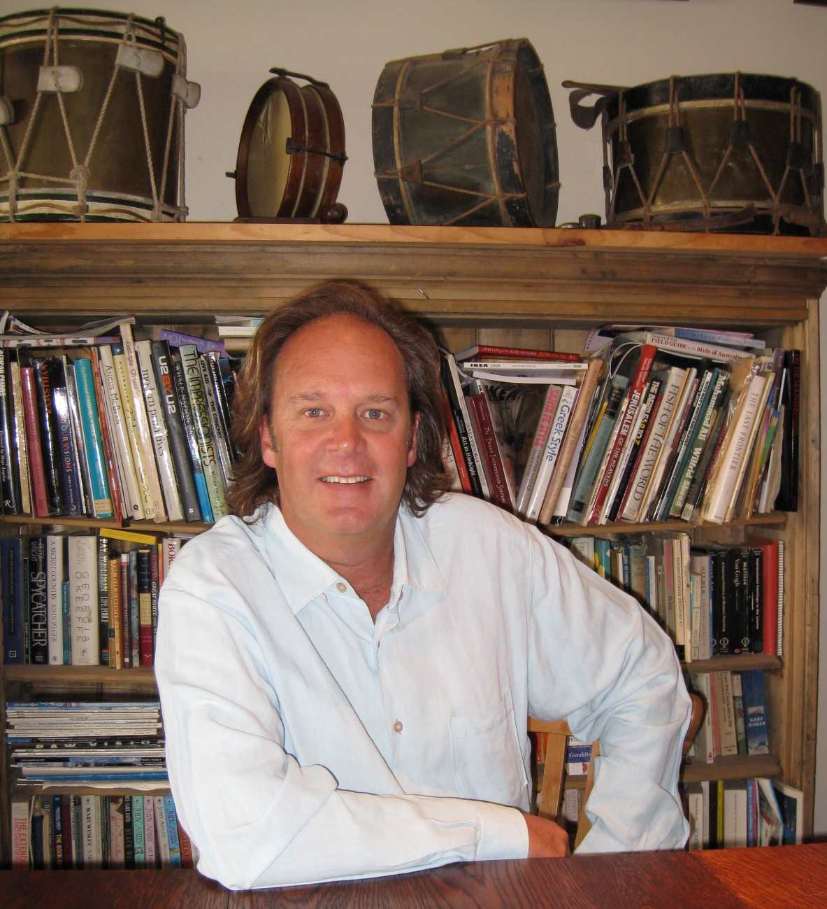 Mark Greenwood (Photo by Frane Lessac)