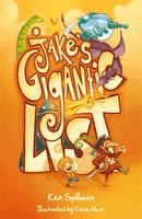 Jake's Gigantic List, cover