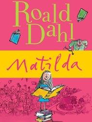Céití recommends MATILDA by Roald Dahl.