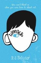 WONDER by RJ Palacio.