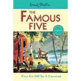 Lewis recommends The Famous Five: FIVE GO OFF IN A CARAVAN by Enid Blyton