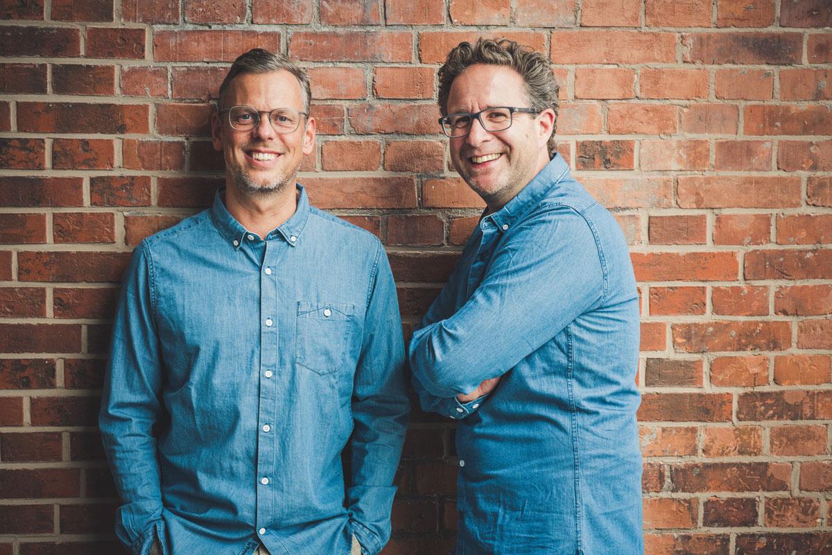 Florian Scherer und Tilo Nordhaus