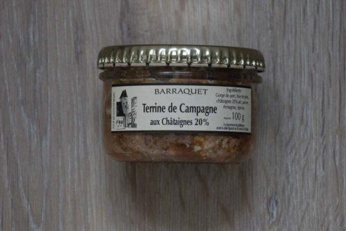 Coffret gourmand, box