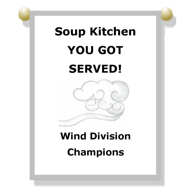 2017 Wind Division Champions