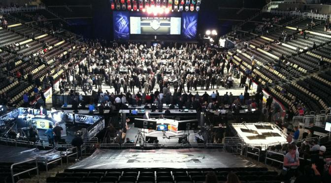 2012 NHL Draft – 5 Likes