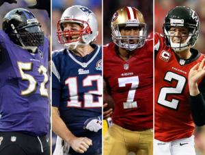 NFL picks – conference finals