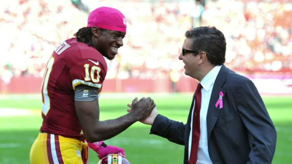 RG III and Out