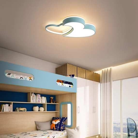 2020 New Hot selling LED Ceiling Lights For Kids Room Home Lighting lamparas de techo for study room lampara dormitorio 2