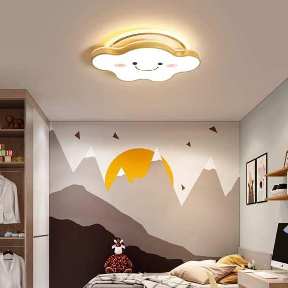 2020 New Hot selling LED Ceiling Lights For Kids Room Home Lighting lamparas de techo for study room lampara dormitorio 1