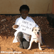 BringingHope - I can be a vet
