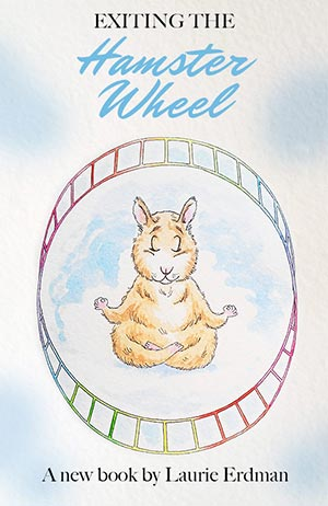 Hamster Wheel book design