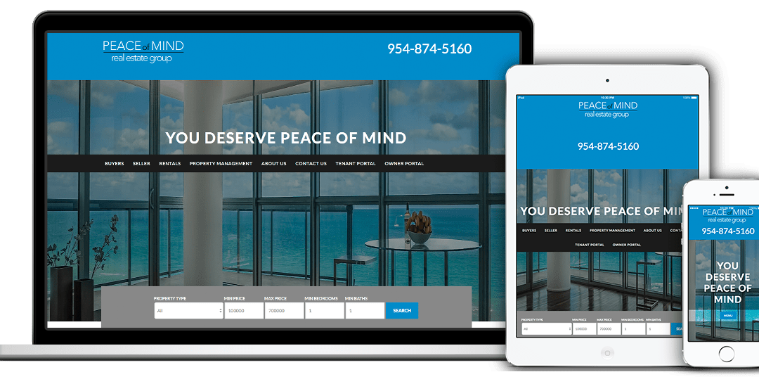 Real Estate Website Design and Branding