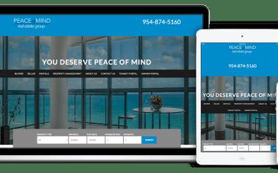 Real Estate Website Design and Branding