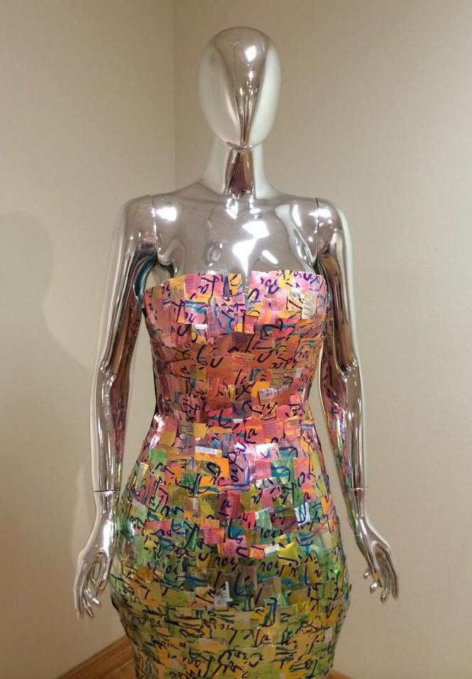 Gustafson Unveils Fgi Pop Art Fashion Show Source
