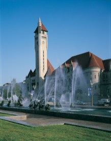 St. Louis Union Station renovation and redevelopment. (Photo: William Mathis, courtesy of HOK)