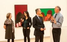 Ambassador visits the museum