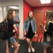 Student Life editor chats