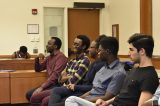 African Students Association meets with high schoolers
