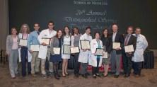 medication education teaching award winners