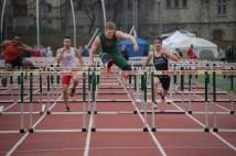 men's hurdles events