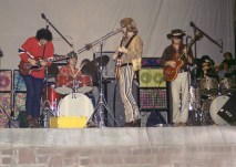 The Grateful Dead, 1969 (Courtesy of James Laverty)