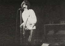 The Pretenders, 1981 (WUSTL Archives)