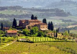 Tuscany, Oct. 1–9, 2014. Enjoy the charm and romance of Tuscany, discovering the architectural treasures of Renaissance Florence and Siena, exploring unspoiled San Galgano and Massa Marittima, and savoring local wines and olive oil. (Courtesy photo)