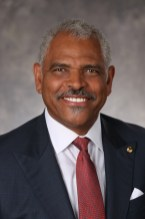 Arnold Donald, BS '77, president and CEO of Carnival Corporation