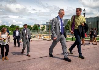 deputy ambassador visit