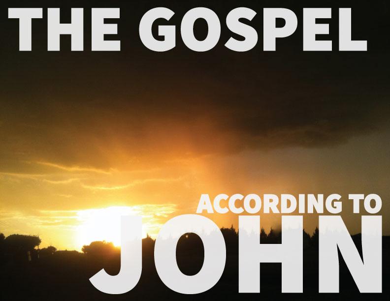 The Source Bible Class 187 The Gospel Of John