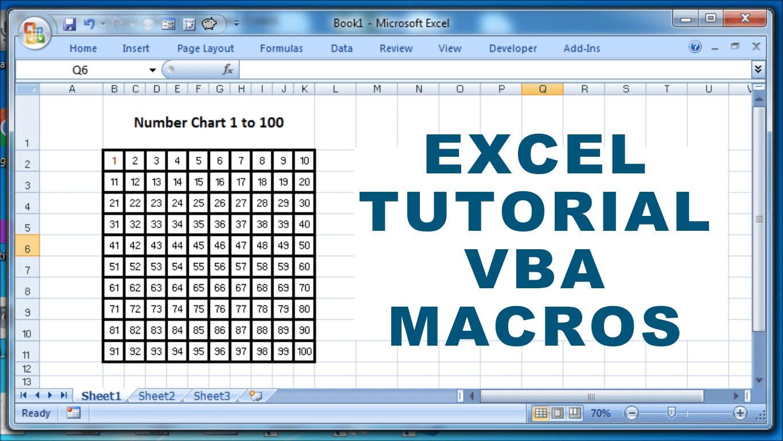 Download Aneka File Latihan Excel Vba Macro