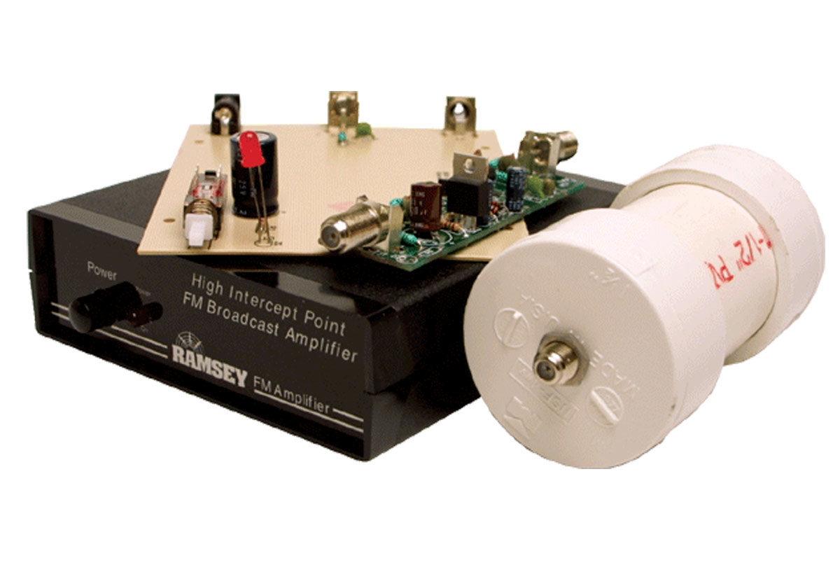 Ramsey Fmba1c Rf Amplifier Kit
