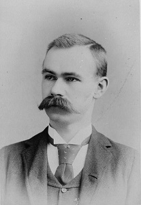 Herman Hollerith - Image taken from Wikipedia