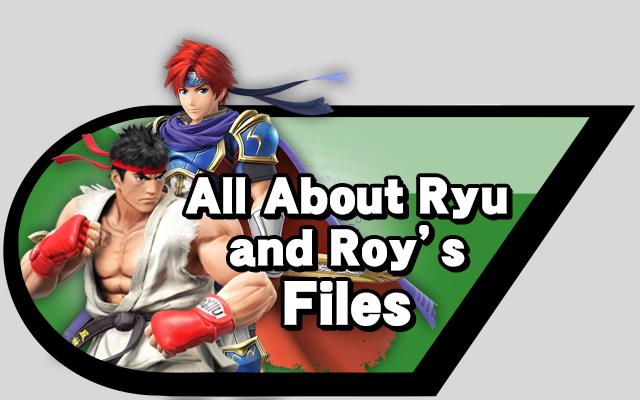ryu-roy-files