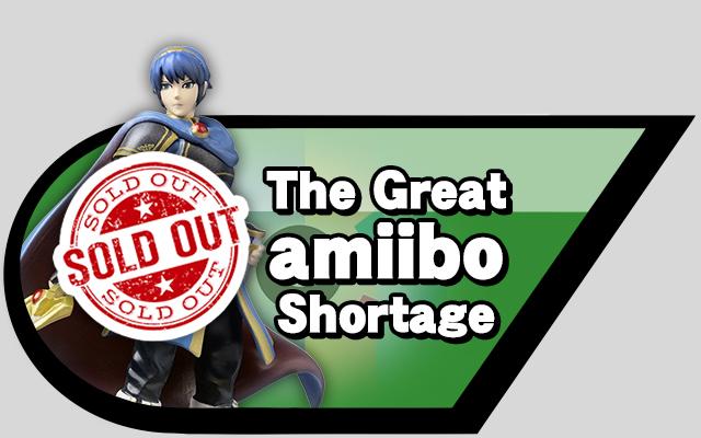 amiibo-shortage
