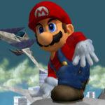 That presence! Mario's here.