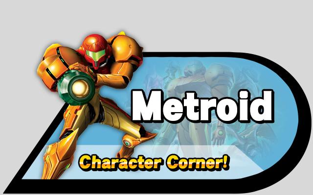 Metroid chara