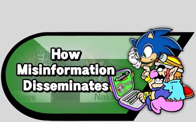 Misinformation disseminates