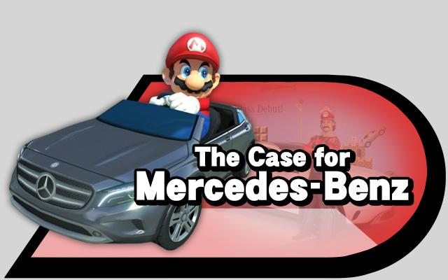 Case for Mercedes Benz