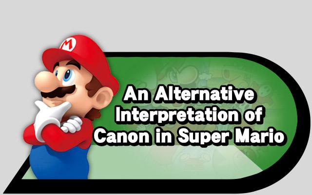 Mario Canon