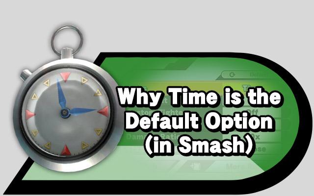 time default
