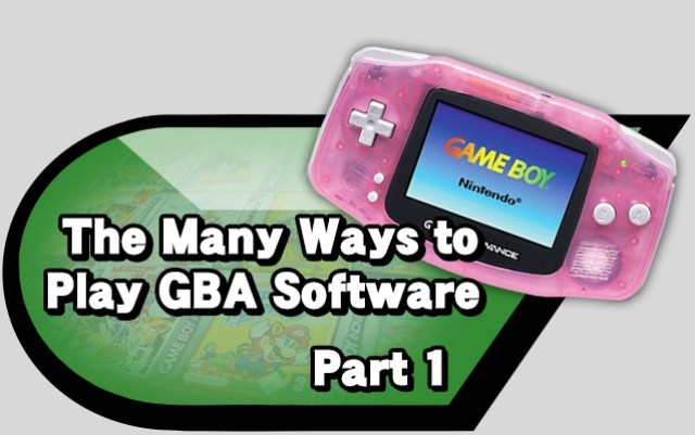 GBA Software