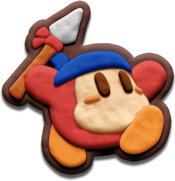 Dream Smashers Bandanna Waddle Dee Source Gaming